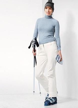 Лыжные брюки softshell tchibo tcm германия размер 40