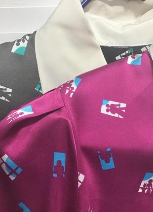 Натуральная шёлковая блуза украина италия много моделей md vera