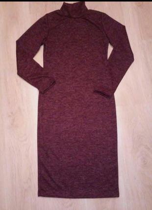 Платье ангора софт