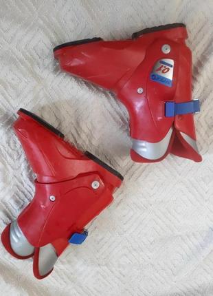 Лижні черевики лижні nordica у хорошому стані розмір на фото.