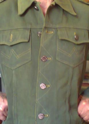 Акция. до 1-го. куртка джинсовая коттоновая р. 46-50 унисекс.