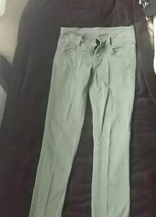 Штани під джинс