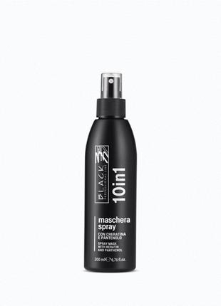 Маска для волос black professional line 10 in 1 spray mask 200ml
