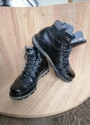 Черевики (ботинки puma)