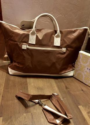 Стильная дорожная сумка италия