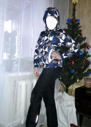 Детский лыжный костюм crivit
