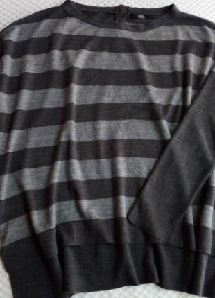 #розвантажуюсь. джемпер, свитер в полоску.