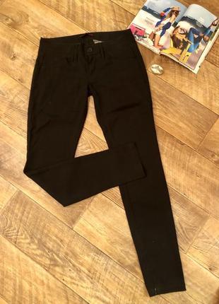 Чёрные брюки италия fornarina