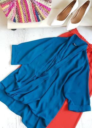 Блуза на запах f&f.