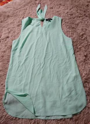 Платье блуза,майка туника -m l