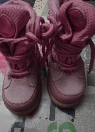 Ботиночки - сапожки