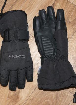 Лыжные перчатки, размер м, campus