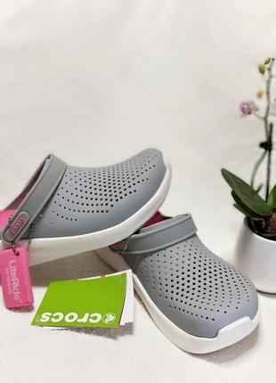 Crocs lite ride крокси