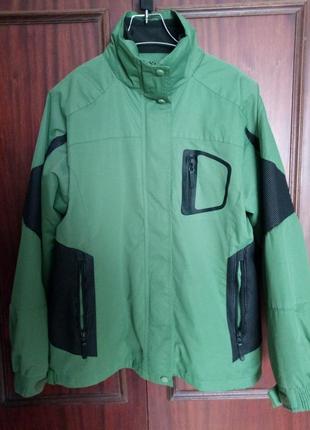 Мужская зимняя куртка 2 в 1 classia (лыжная, спортивная)