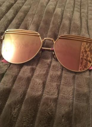Зеркальные очки!!