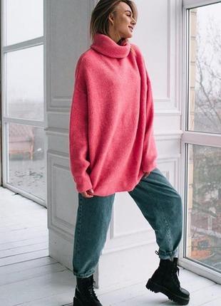 Хит тренд свитер оверсайз светер светр dilvin турция