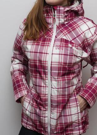 Утепленная лижная куртка helly hansen