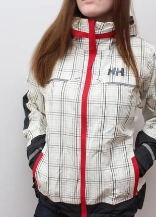 Крутая мембранная куртка helly hansen