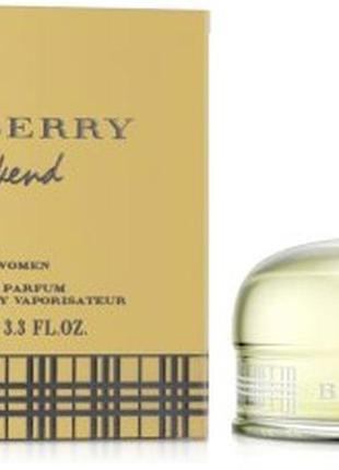 Burberry weekend for women парфюмированная вода, 30мл