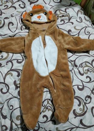 Человечек для новорожденного малыша tex