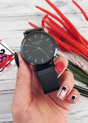 Акция!!! ⌚часи женские. годинник. красивые часы в стиле rosefield по суперцене!