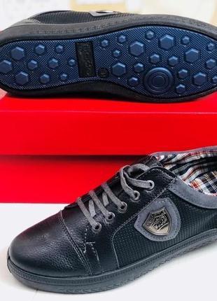 Мужские туфли {кроссовки} в спортивном стиле