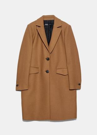 Трендовое пальто zara xs