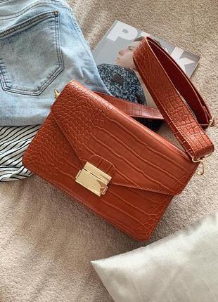 Новый рыжий портфель