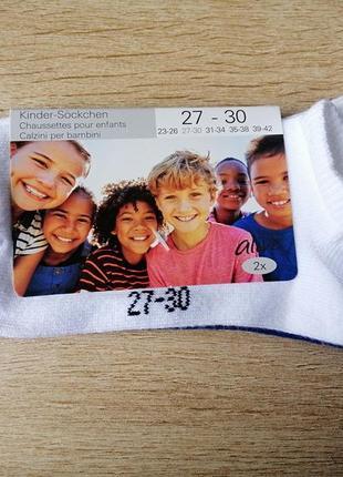 Новые детские носки, сток, германия