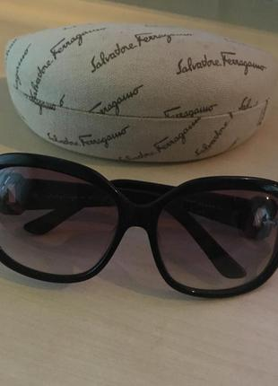 Экслюзив очки бренда salvatore ferragamo