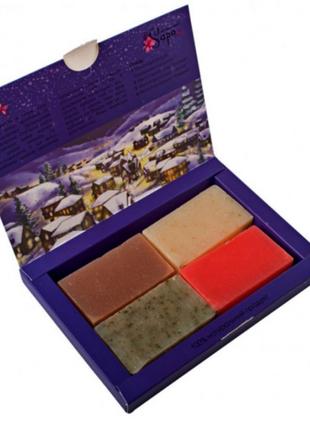 Подарочный набор натурального мыла 🇺🇦