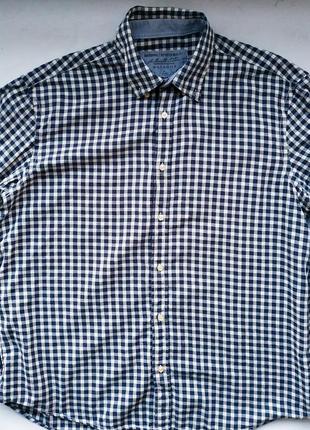 Рубашка в клетку  watsons, 100% cotton