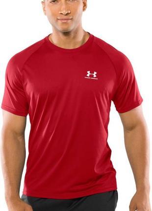 Under armour мужская спортивная футболка