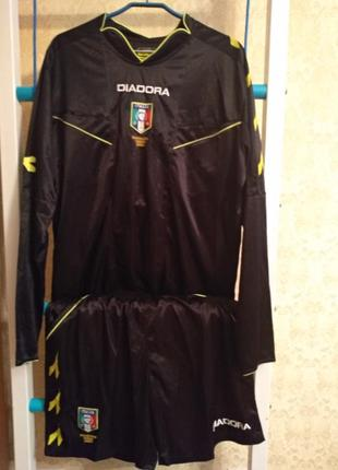 Продам спортивную форму  diadora xl (рост 186 см.)