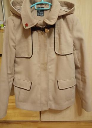 Кашемировое пальто осень весна