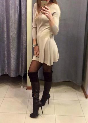 Супермодное платье