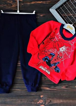 Пижама спайдермен