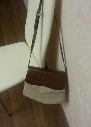Брендовая сумка gianfranco ferre, оригинал