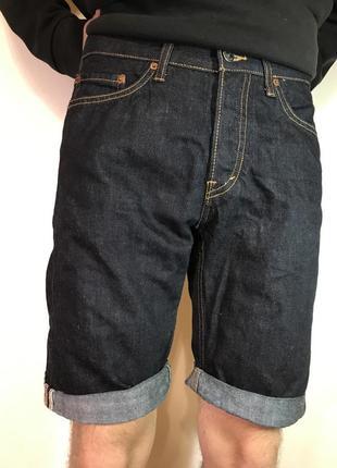 Джинсовые шорты lo.g.g.