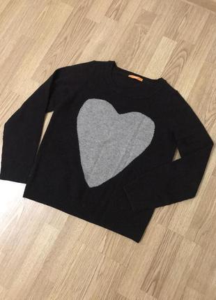 Hugo boss шерстяной свитер