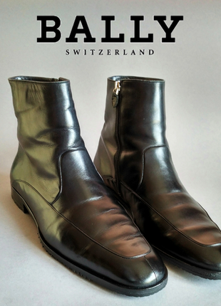 Зимние ботинки bally