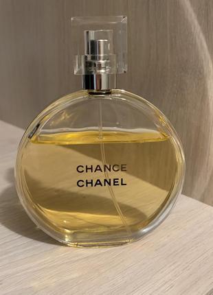 Chanel chance edt оригинал