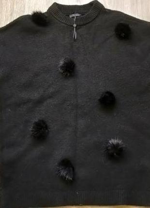 В подарок🎁 за покупку любой куртки из моего профиля - женский тёплый вязанный свитер кофта