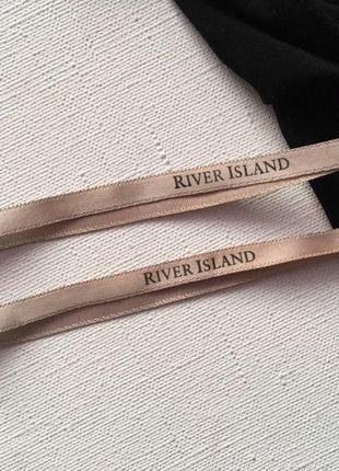 Вечерний топ river island8 фото