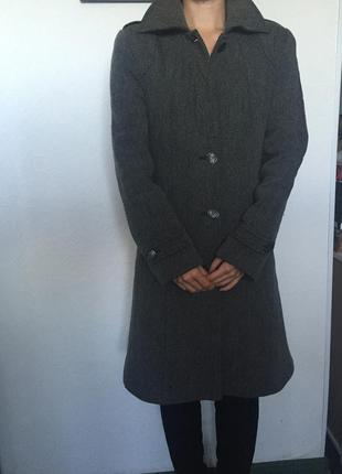 Шерстяное пальто engel ileron