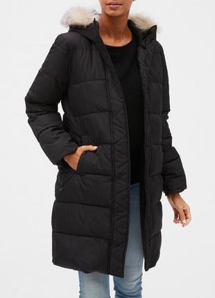 Пальто куртка зимняя gap