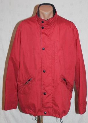 Фирменная куртка ветровка faciba.