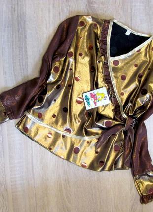 Детская блузка р.122-146