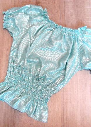 Детская блузка р.128-152