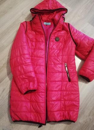 Женская куртка, пальто, демисезон